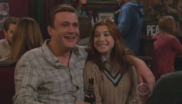Alyson Hannigan e Jason Segel
