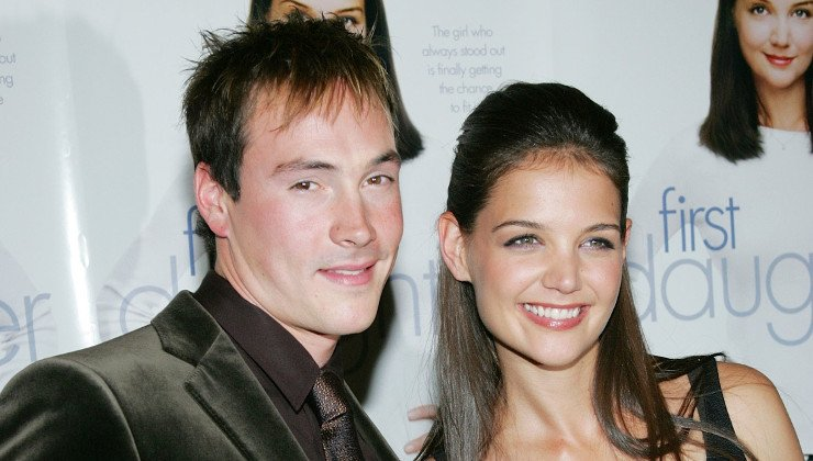 coppie di hollywood chris Klein Katie holmes