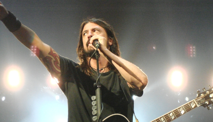 Dave Grohl 50 anni