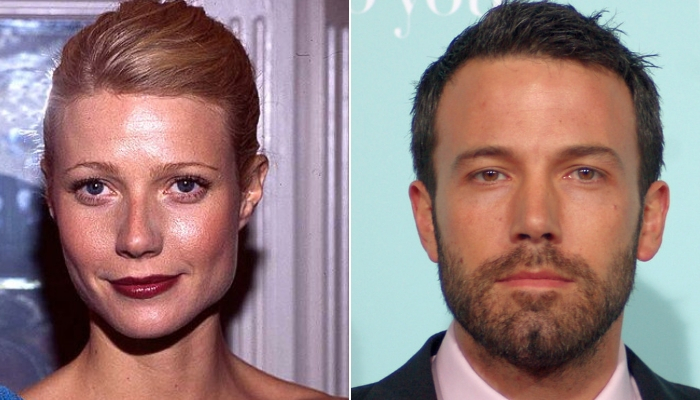 Ben Affleck e Gwyneth Paltrow
