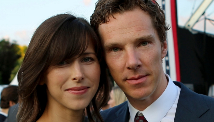 Amori attori personaggi Marvel Benedict Cumberbatch e Sophie Hunter