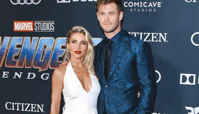 Amori attori personaggi Marvel Chris Hemsworth e Elsa Pataky