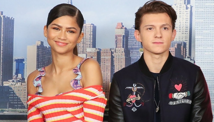 Amori attori personaggi Marvel Tom Holland e Zendaya Coleman