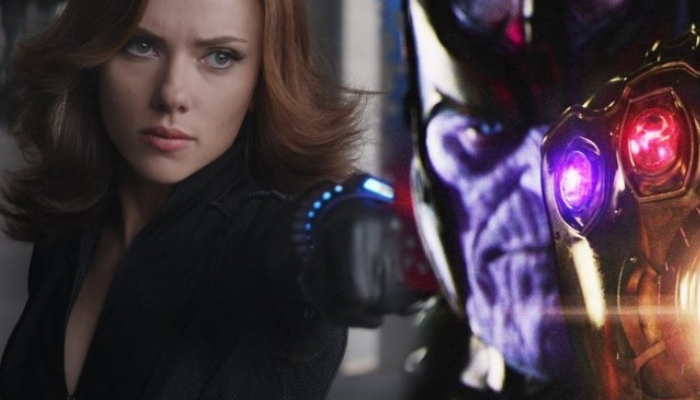 Supereroi Marvel Black Widow