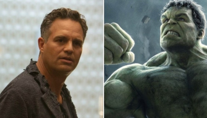 Supereroi Marvel Mark Ruffalo