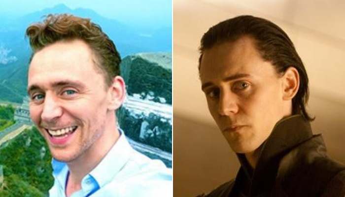 Supereroi Marvel Tom Hiddleston